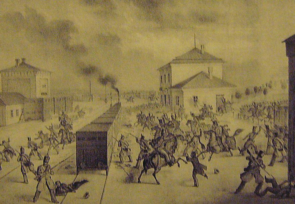 masakr na běchovickém nádraží 1848.jpg