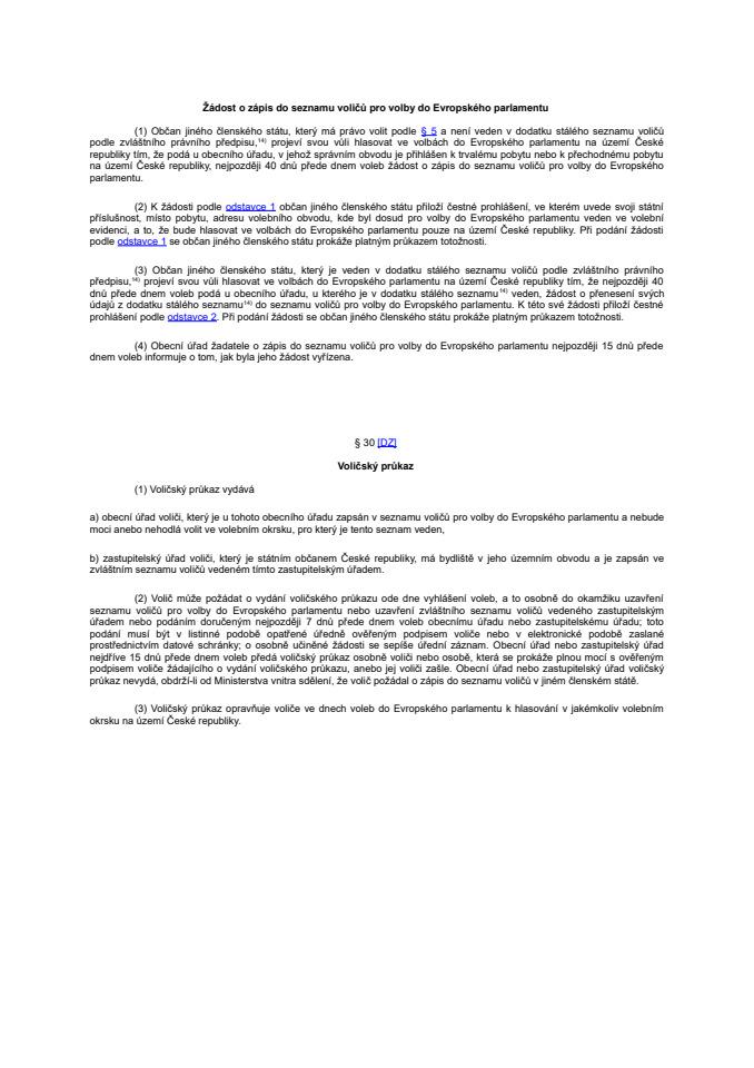 Žádost o zápis do seznamu voličů pro volby do Evropského parlamentu a Voličské průkazy.docx